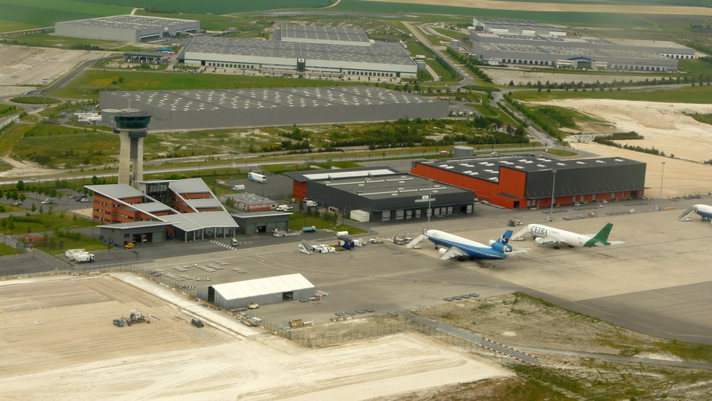 aéroport vatry